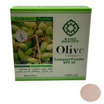 پنکک گیاهی کیس بیوتی زیتون مدل Olive شماره 2
